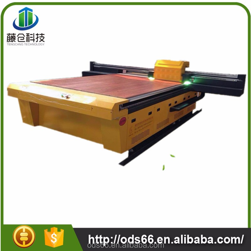 New products digital UV flatbed printer for 3d ceramic wall tile