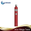 Original Joyetech eGo One Mega Twist + 2300mAh Kit with Cubis Pro Tank Joyetech eGo One Mega