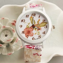 China watch manufacturer supply custom silicone watches for women