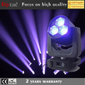 3x4in1 60w wash zoom beam moving head light