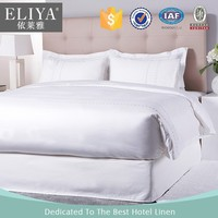 ELIYA Luxury Bed Sheet 100% Cotton Embroidery 1000TC Sheet Set