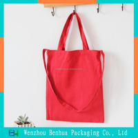 Wholesale Screen Print Canvas Tote Shopping Bag