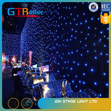 RGB LED Star Curtain,LED Star Cloth led star cloth/backdrop /decorative light led star cloth,led curtain