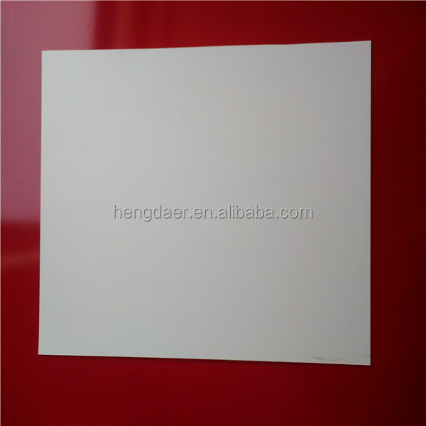 easy for printing Corona Treated High Impact Polystyrene Sheets HIPS sheet