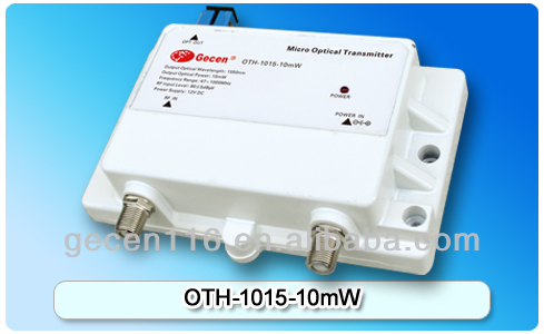 FTTH Micro Optical Transmitter model OTH-1015-10mW