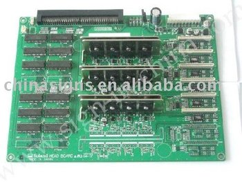 Roland SJ-540/SJ-740/FJ-540/FJ-740 Head Board for 6 Heads, mainboard