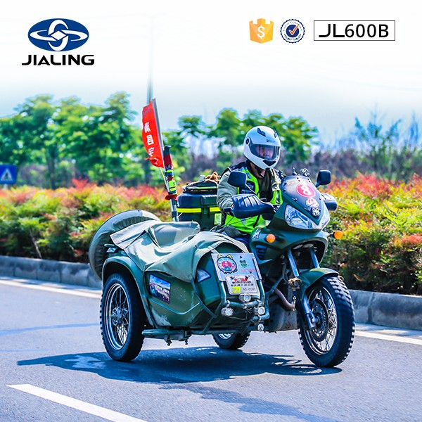 JH600B 600cc motorcycle with sidecar motorcycle for sale