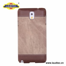 Leather Jean Hybrid Case for Samsung Note 3