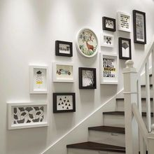 Photo Frame Wall Home Decor Picture Family Collage Corridor Stairway  photo frame set