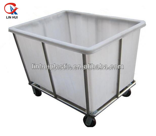 500liter high quality cheap hotel laundry carts plastic container for sale buy 500liter high quality cheap hotel laundry plastic container - Laundry Carts