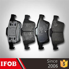 Auto Spare Parts Semi-metallic Brake Pads C2Y3-26-48ZA Brake Linings