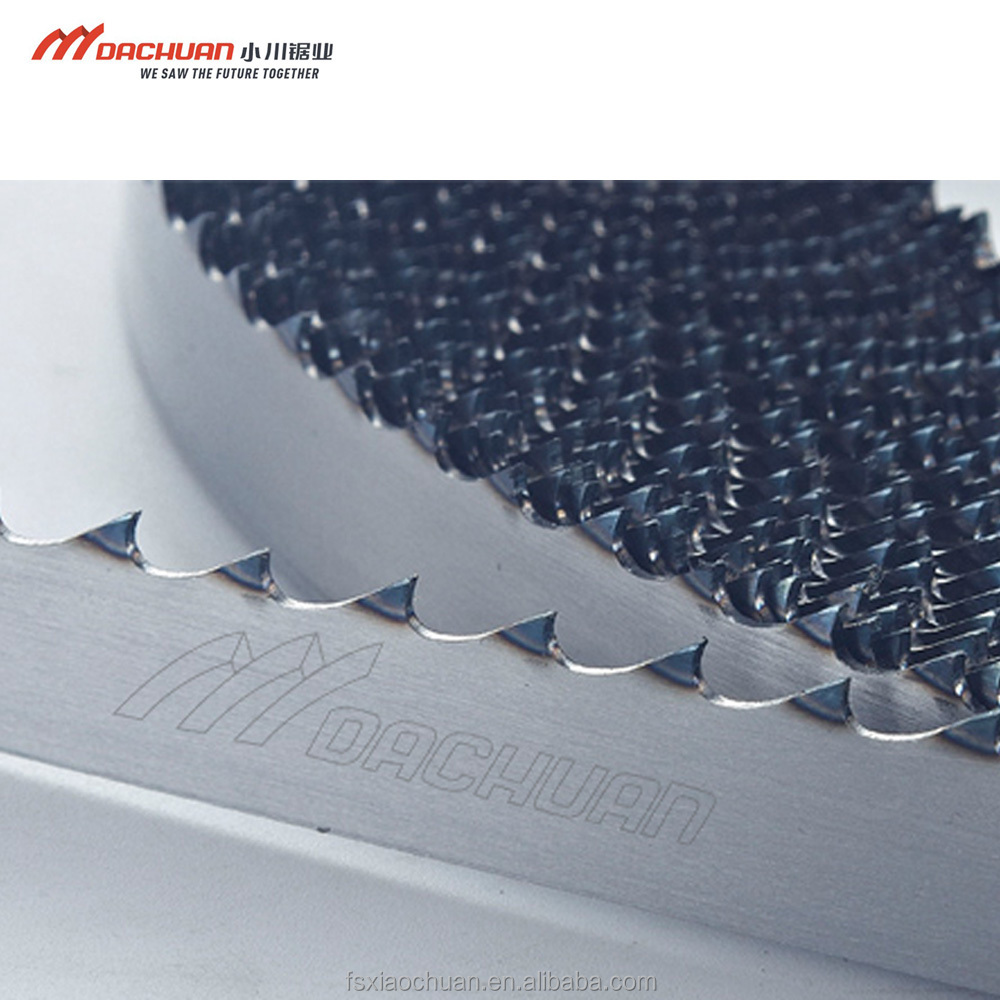 Food grade frozen meat band saw blade by coil