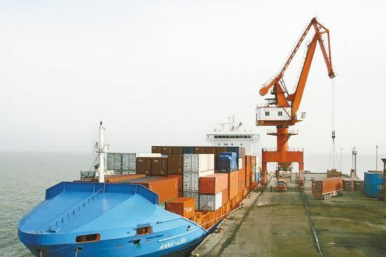container sea freight from india to dubai