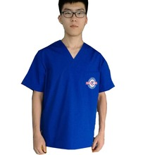Custom clinical hospital medical scrubs uniforms wholesale hospital uniform medical scrubs OEM China