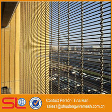 Stainless steel architectural wire mesh/architectural metal cladding(Manufactory & Exporter)