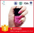 private label smooth color changing nail polish