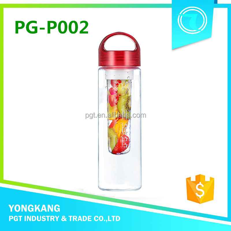 Hot PG-P002 bpa free collapsible water bottle wholesale