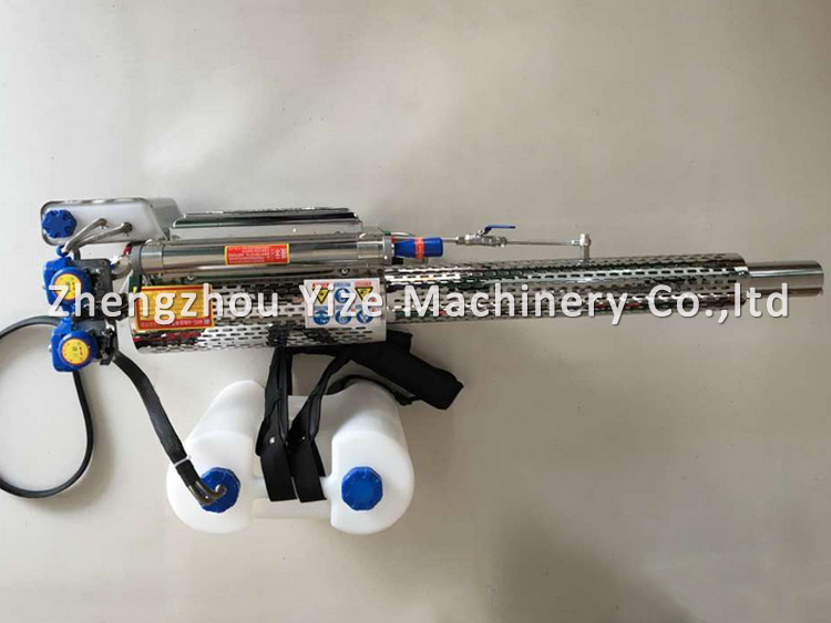 insecticide spray machine