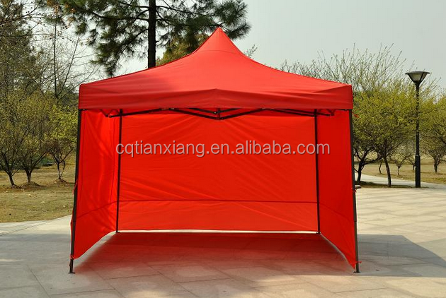 Folding Facet Canopy Tent with Water Proof Canvas