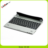 LinDon 4000mah high battery capacity bluetooth wireless keyboard for iPad 2/3/4 BK-M6