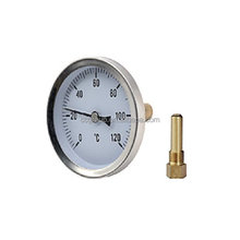 LOW PRICE STEAM WATER TEMPERATURE GAUGE