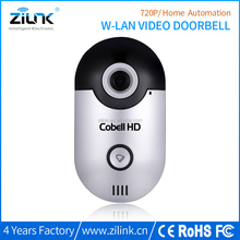 BEST quatity Cobell HD smart wifi doorbell video intercom support RJ45 12V AC DC outdoor weatherproof IP66!!