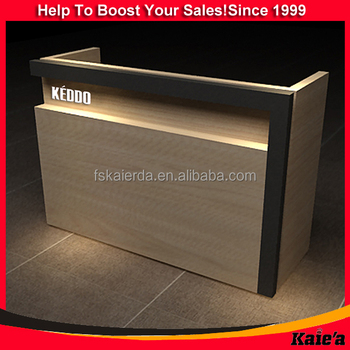 factory price wholesale used checkout counters for sale
