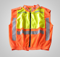 high visible reflecting safety vest for bike/motorcycle