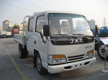 China low price Left hand drive JAC Light Duty 4x2 4X4 3 ton Truck Used