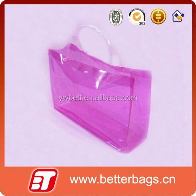 2014 New style hot selling pvc steel wire bag