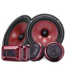 China Manufactures Price Paper Material 6.5 Inch Car Subwoofer Speakers