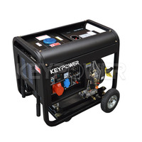 Small LPG Generator For Home Use Factory Price Biogas/natural Gas Generator 5kw