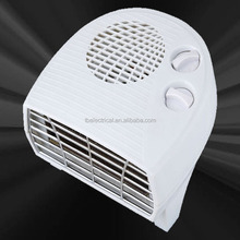 Portable 12v car heater fan with white color
