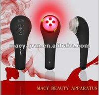 Electronic LED Facial Beauty Massager