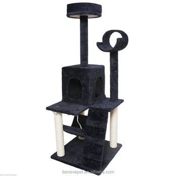 Cat Tree Condo Furniture Scratch Post Pet House 80-Inch