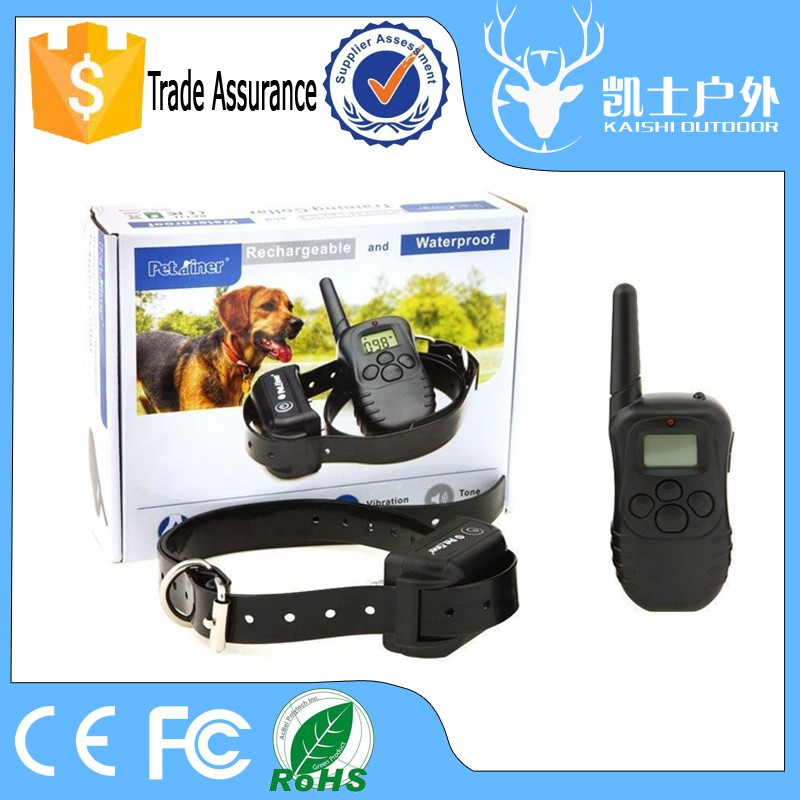 Good Quality Rechargeable Waterproof Tec Pet Training E Collar