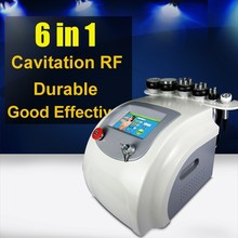 Portable cavi-lipo ultrasound cavitation/ultrasonic vacuum roller slim tripolar vacuum loss weight machine at home