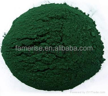 100% Natural Nutritional Supplements high protein spirulina capsule
