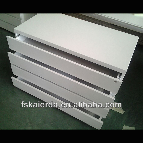 fashion white beauty clothes shop counters for retail store