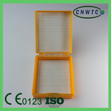 Slide Tray without Cover for 20pcs Microscope Slides