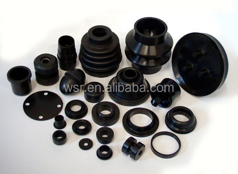 OEM Environment-friendly rubber components