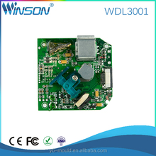 Winson OEM mini laser project scan engine scan module programmable barcode scanner rs232 TTL usb