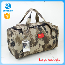 Stylish Custom Canvas Gym Best-selling Military Duffel Duffle Bag