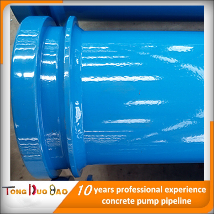 high pressure dn125mm precast concrete pipes