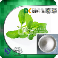 Health food 40% lowing blood sugar stevia extract powder