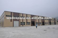 prefabricated steel structural wearhouse