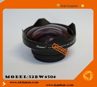52mm 0.7X wide angle lens