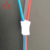 wholesale Custom Eco-friendly multi color pe ziplock slider zippers