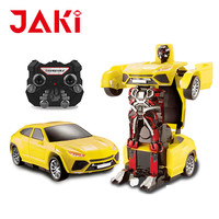 RC one key transform Car Robot