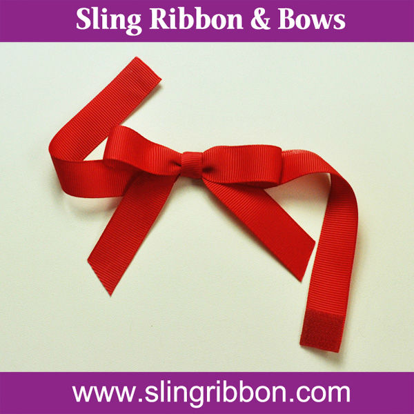 Pre-made Custom Packing Ribbon Bow Wholesale